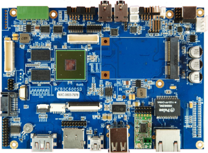 BF-ARM Freescale iMX6